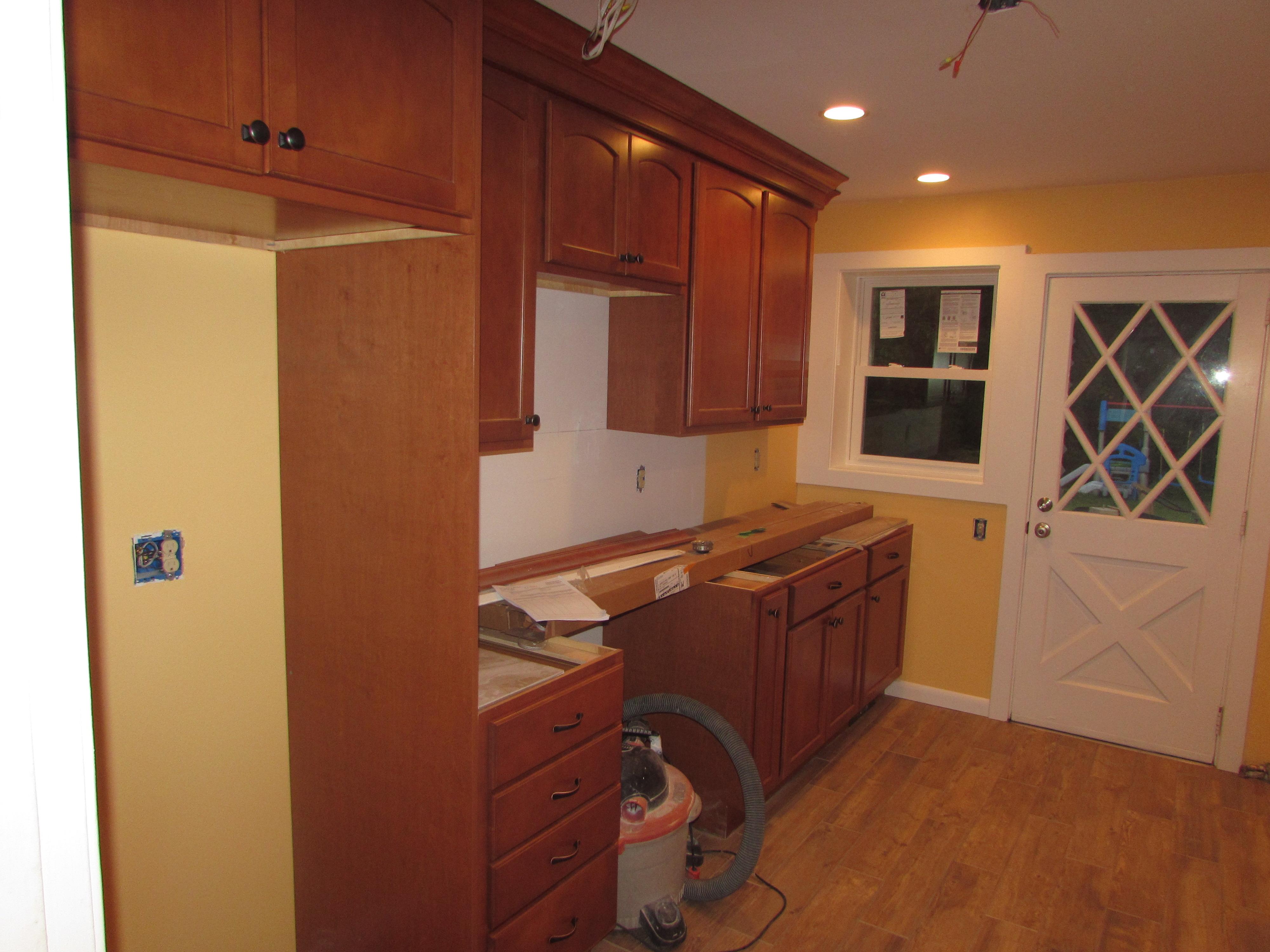 Jones Kitchen during 8
