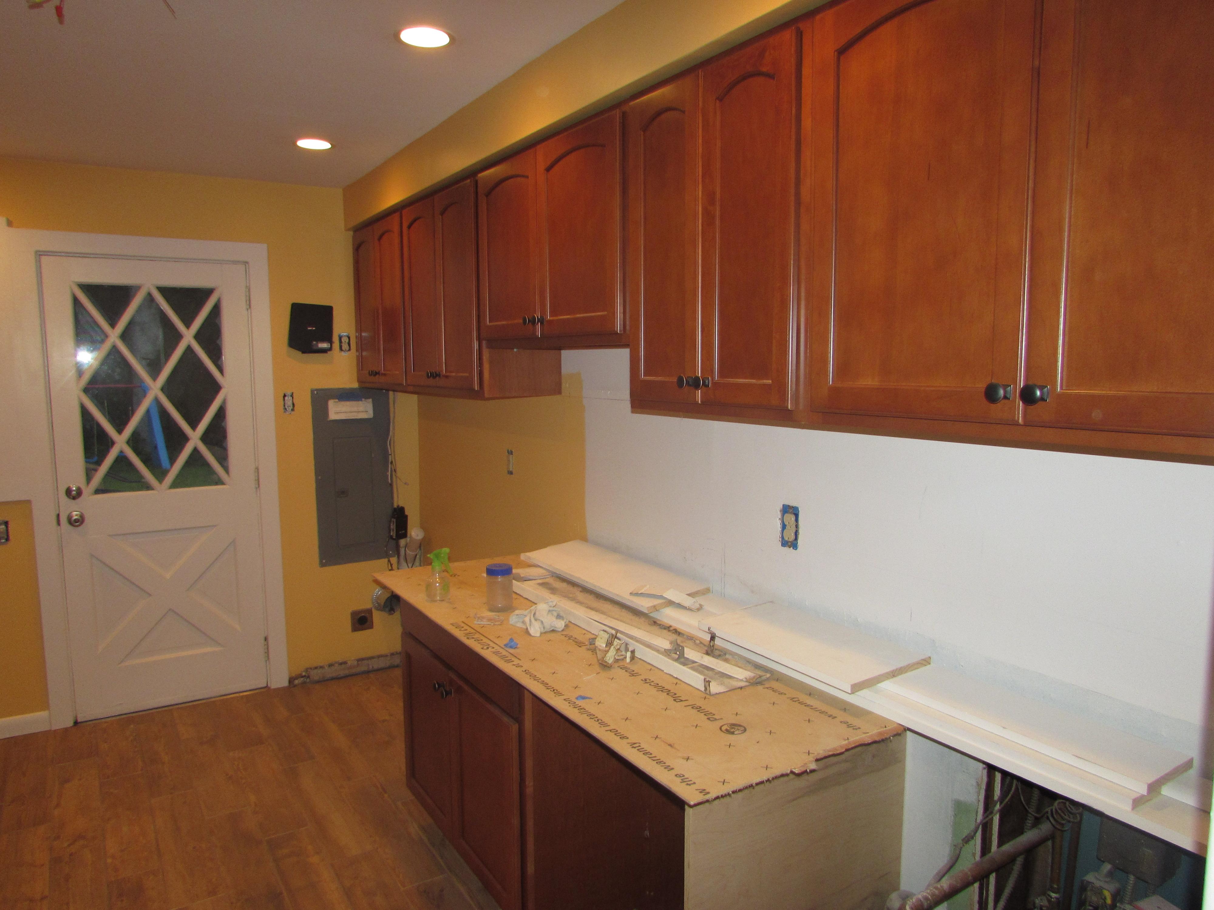 Jones Kitchen during 9
